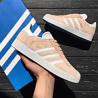 Яркие, легкие женские кроссовки Adidas Gazelle / Адидас Газели / Реплика (1:1 к оригиналу)