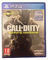 Call of Duty: Infinite Warfare (PS4) английская версия