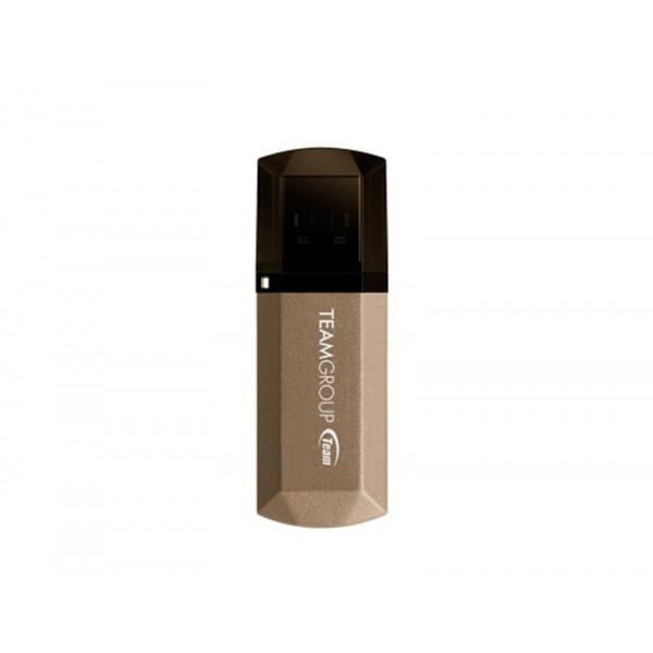 USB флешка 64GB Team C155 Golden (TC155364GD01)