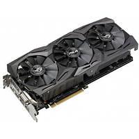 Видеокарта Asus PCI-Ex Radeon RX580 ROG Strix 8G (ROG-STRIX-RX580-T8G-GAMING), фото 1