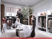 Дизайн интерьера магазинов и бутиков
