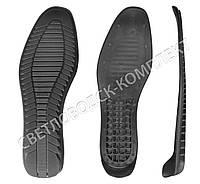 Подошва для обуви Мустанг-5 (Mustang-5), цв. черный