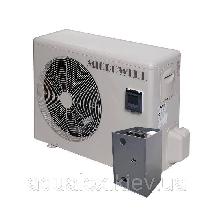 Тепловой насос Microwell HP 1200 Split Omega (сплит-система) - 12,1 кВт