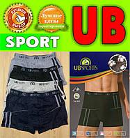 Трусы мужские боксеры х/б UB (Universe Bird) ТМБ-520