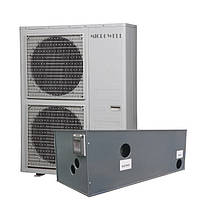 Тепловой насос Microwell HP 2000 Split (сплит-система) - 20,0 кВт