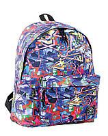 Школьный подростковый рюкзак ST-15 Crazy 15