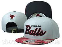 Кепка с прямым козырьком NBA Chicago Bulls Z-10620-9