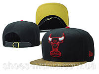Кепка с прямым козырьком NBA Chicago Bulls Z-10620-11