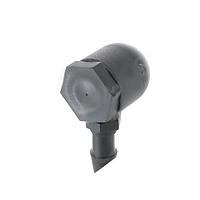 Капельница для полива МТ-0208: расход воды 12 л/ч, чёрный пластик, 100 шт.