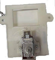 Терморегулятор з заслінкою DAMPER