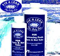 Средство для определения и устранения протечки в бассейне  FIX-A-LEAK, 1 л