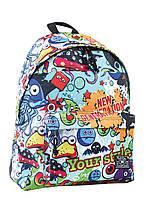 Молодежный подростковый рюкзак ST-15 Crazy 18