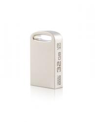 USB флешка 32GB Goodram Point Silver (UPO3-0320S0R11)