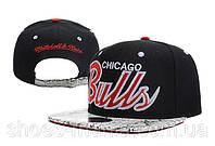 Кепка с прямым козырьком NBA Chicago Bulls Z-10620-15