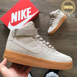 Высокие Nike Air Force