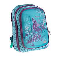 Ранец рюкзак ZIBI для девочки школьный Koffer VINTAGE ZB (2017) new