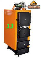Котел твердотопливный длительного горения ДОНТЕРМ 13 кВт
