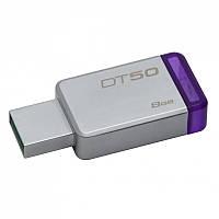USB флешка 8GB Kingston DT50 (DT50 / 8GB)