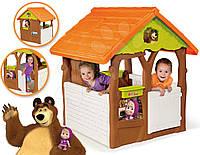 Игровой домик Маша и Медведь Smoby 810600