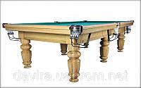 Бильярдный стол Спортивный (светлый)