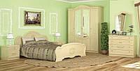 Спальня «Барокко» береза Мебель Сервис