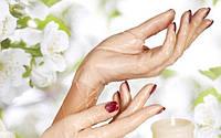 Уход за кожей рук (массаж, крем, парафинотерапия)