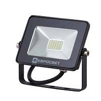 LED Светодиодный прожектор  Евросвет 20W 1400Lm SMD Standard EV-20-01