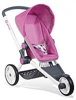 Трехколесная коляска для кукол Maxi-Cosi Quinny Jogger Smoby трехколесная (255097)***