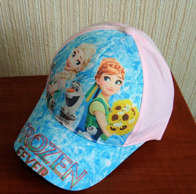Шапки и кепки для девочек