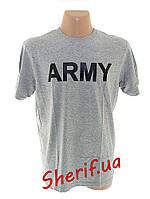 Футболка серая ARMY MIL-TEC, 11063008