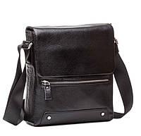 Мужская сумка через плечо TIDING BAG M2856A черная