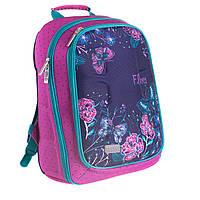 Ранец рюкзак ZIBI для девочки школьный Koffer Flora ZB (2017) new