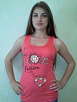 Майка женская недорогая 649 - Одесса
