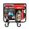 Дизельный генератор Weima WM7000CLE ATS (7 кВт, 1 фаза, электростартер, автоматика)
