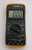 Цифровой мультиметр (тестер) DT9205A + щупы