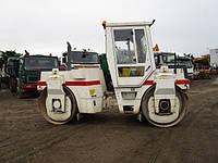 Каток дорожный двухвальцовый Bomag  BW 141 AD-2, 2005 г (№ 1252)