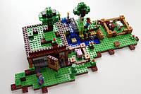 Конструктор Майнкрафт Lego Bela 10175