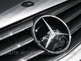 Mercedes CL CL-Class W216 2006-2013 эмблема значок звезда Distronic в решетку радиатора Новая Оригинальная