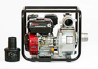 Мотопомпа бензиновая WEIMA WMQGZ80-30 (80 мм, 60 куб.м/час), фото 1