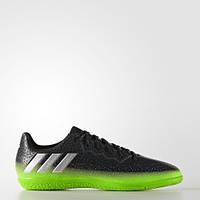 Детские футбольные бутсы (футзалки) adidas MESSI 16.3 INDOOR J(АРТИКУЛ:AQ3521)