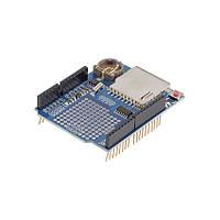 Arduino Data Logger Shield XD204, шилд записи данных