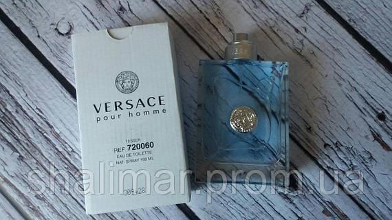 Versace Pour Homme edt 100 ml m ТЕСТЕР