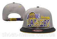 Кепка с прямым козырьком NBA LA Lackers Z-10630-2