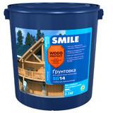 SG-14-0.7л Грунтовка акриловая для деревянных поверхностей «SMILE WOOD PROTECT»
