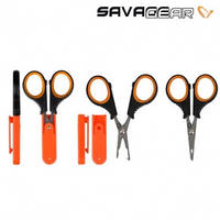Мульти ножницы  Savage Gear Cutter Splitring Scissor