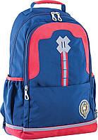 Школьный подростковый рюкзак OX 335 (синий)
