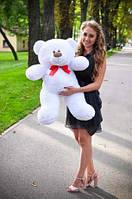 Плюшевая игрушка медведь, мишка 80 см, белый