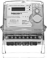 Электросчетчик MTX 3R30.DH.4L1-Y4 3ф.5(100) А, PLC2-модуль Teletec, реле, датчик магн.поля