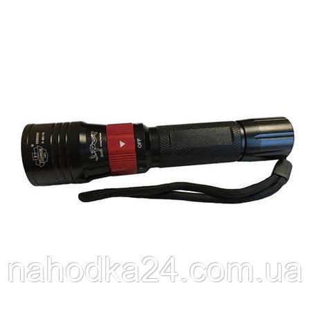 Подводный фонарь Police 961 Т6, фото 2