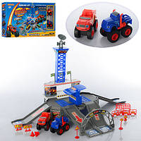 Детская игрушка мега-парковка паркинг 651